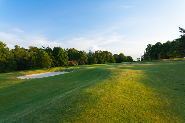 Dougalston Golf Club has a touch of Augusta about it!
