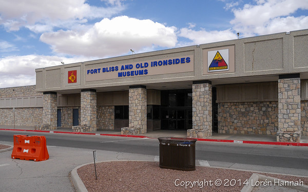 Fort Bliss & Old Ironsides Museum - Fort Bliss, TX