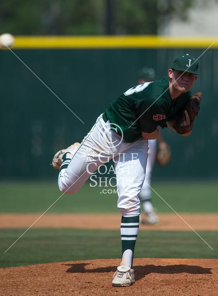 2012-03-31 Baseball Varsity Strake Jesuit @ Memorial