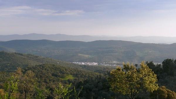 GR48 path southern Spain