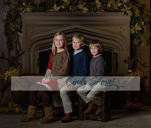 Mitchell Kids Holiday '14
