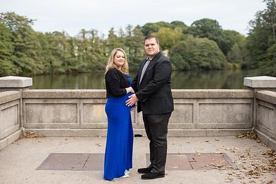 Marcin & Lauren's Maternity