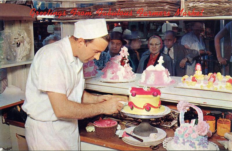 Farmers' Market Cakes