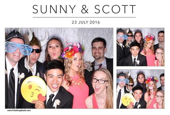 Sunny & Scott Wedding 2016