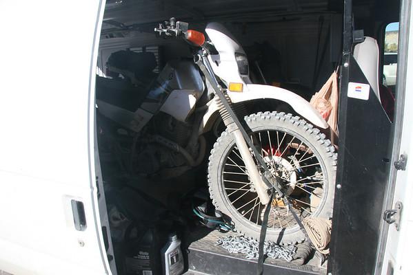 Ford Econoline E250 Van Setup