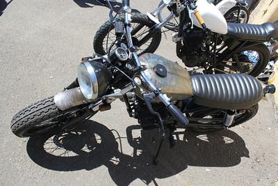 Deus Bike Build-Off 26 Oct 13