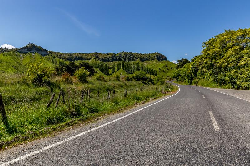 Auf dem «Forgotten World Highway»