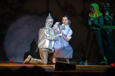 Wizard of Oz - February 2014