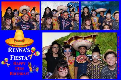 Reyna's Fiesta