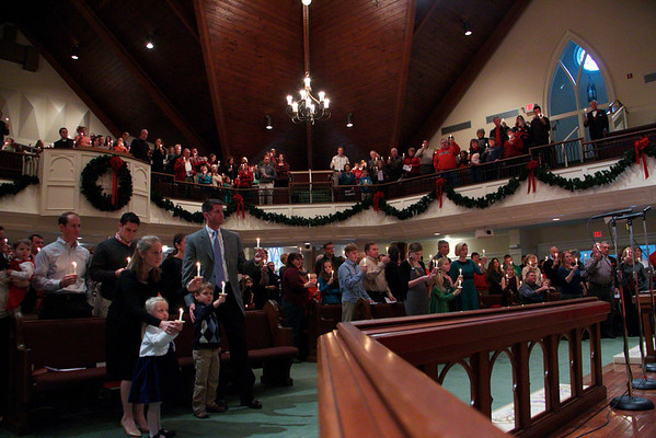 Christmas Eve 3pm Service