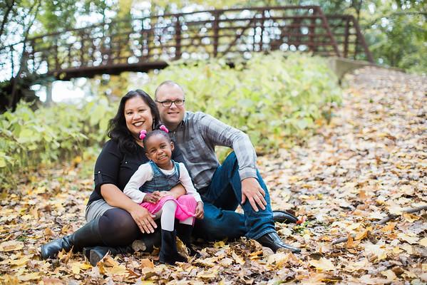 McLaughlin Family 2016