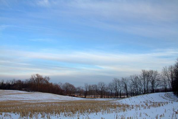 A Trip To Hocking Hills  2-12-2014