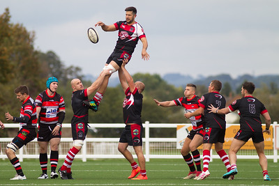 Cheltenham Rugby V Barton Hill - 5th October 2019
