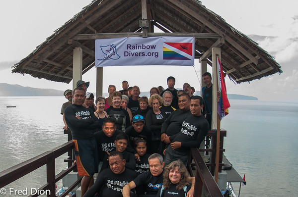 November 2015: Ambon Muck Diving with Rainbow Divers