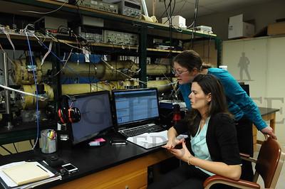 13407 Daniella Braneo in her Lab 4-10-14