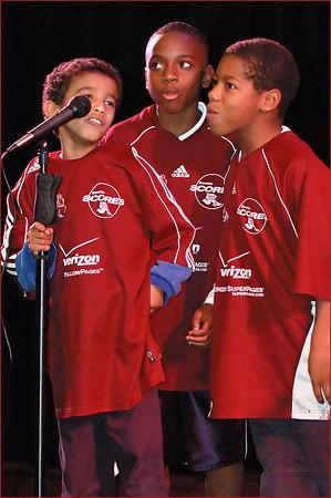 Seattle SCORES Poetry Slam!!! November 2006