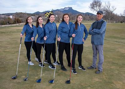 Lady Miner Golf 2019