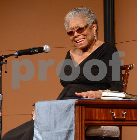 Maya Angelou: The Rainbow in the Cloud at Butler University- Indpl's, Ind