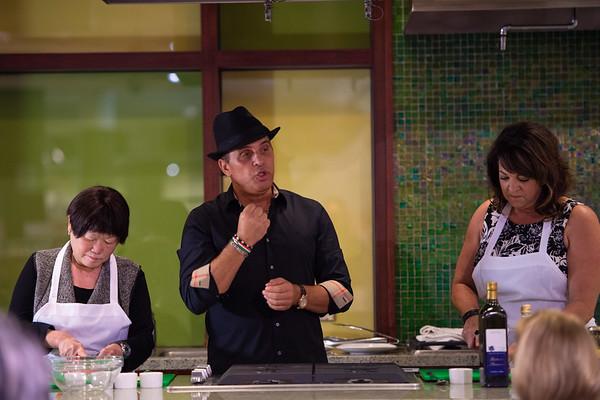 Macy's Culinary Council Kitchen with Domenico Grillo