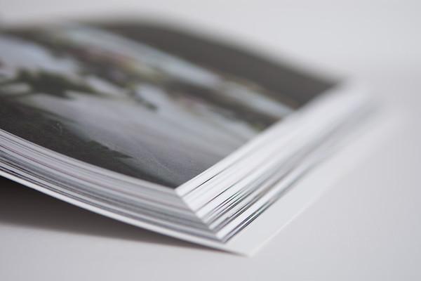 KMS Litho Books - White