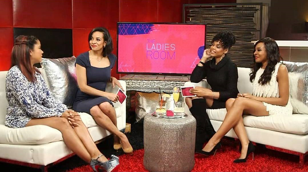 The Ladies Room - Centric TV -  Talk Show 2016