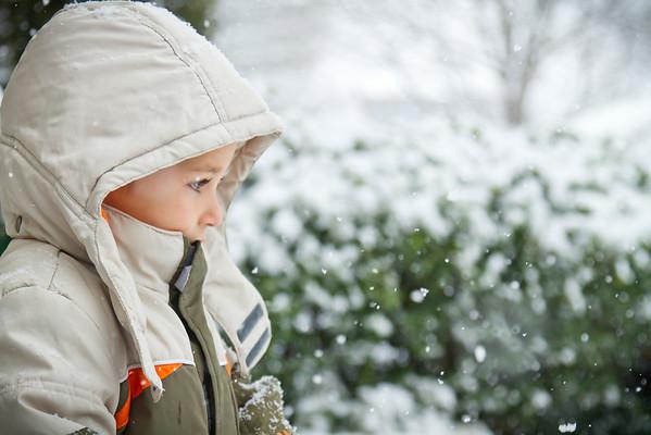December Snow 2012