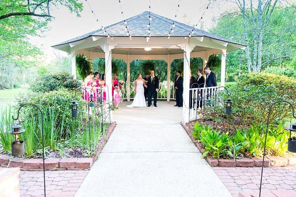 Vu and Allen's Wedding Ceremony