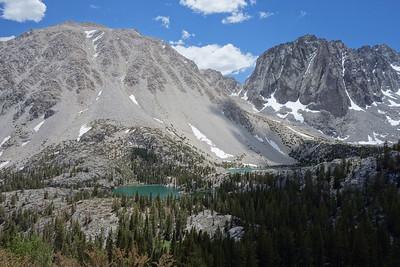 June 2013 Big Pine Lakes