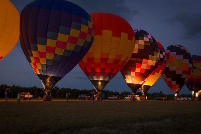 Defiance Hot Air Balloon Festival