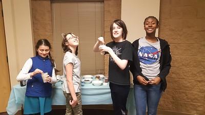 Teen Waffle Workshop