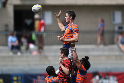 Denver Selects 7's 2018 Rugbytown 7's