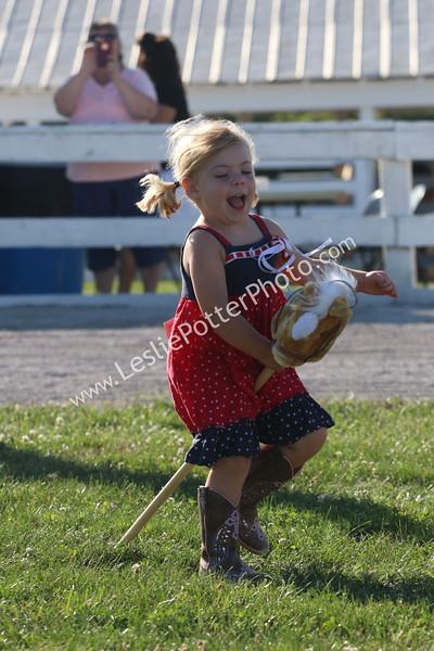 Class 1: Stick Horse