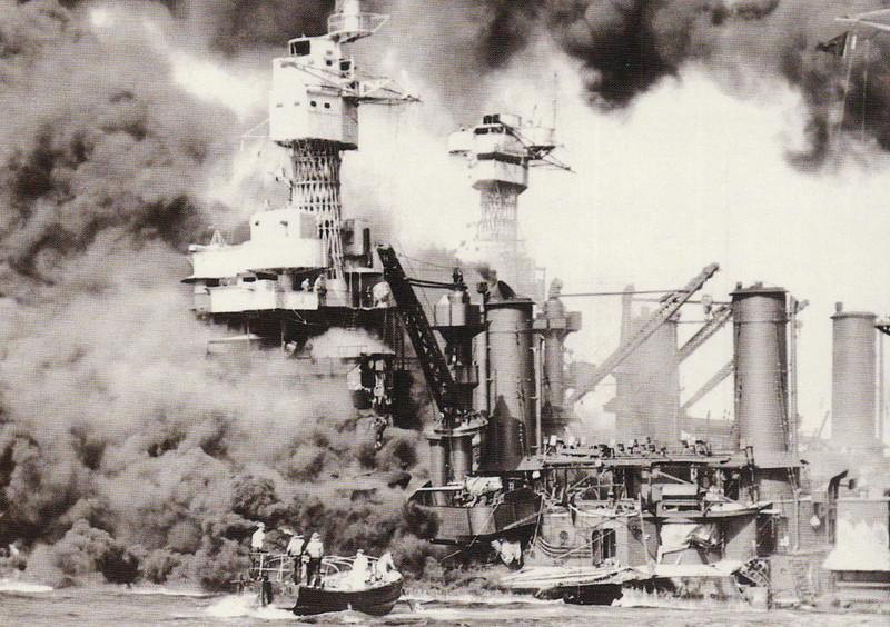Actual Navy Attack Photos