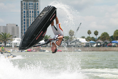 Hot Water Tour St. Pete Pier July 1 (Day 2 Freestyle)
