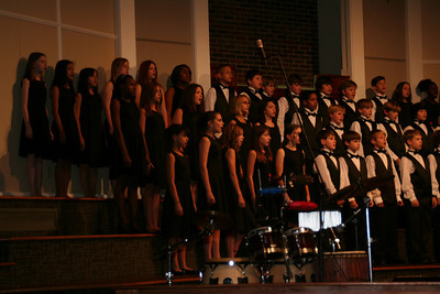 2009 Challenger Choir Christmas Event