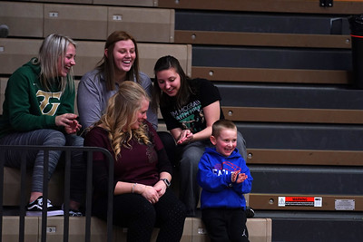 LB Fans @ GBK Home Game (2020-01-06)