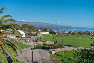 West Campus Panorama Photoshoot