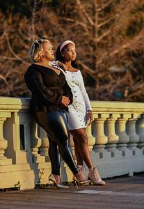 Ashlee & AJah | Mother & Daughter Shoot