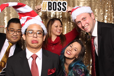 Hunt Ortmann Holiday Party 2018