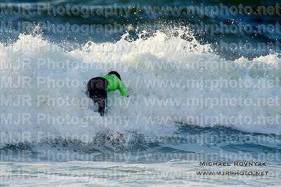 Surfing, Gilgo Beach, NY,  ESA BUNGER CONTEST 10.20.12 Jean G