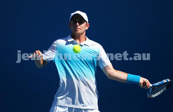 2013 Australian Open. Day 1 & 2