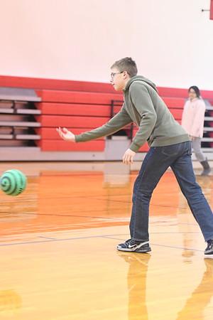 COF gym day (kick ball)