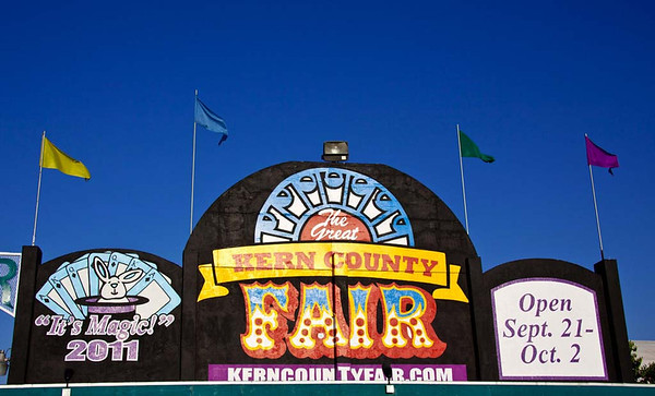 Kern County Fair 2011
