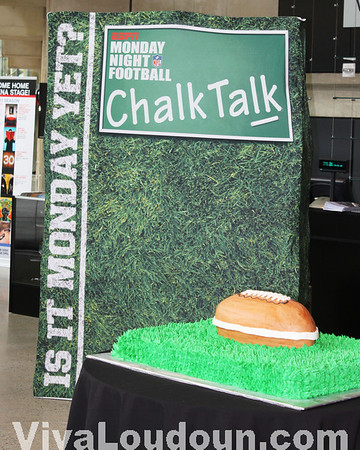 ESPN Rise Above/Monday Night Football Chalk Talk