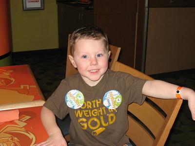 2008 Shane's Birthday Breakfast
