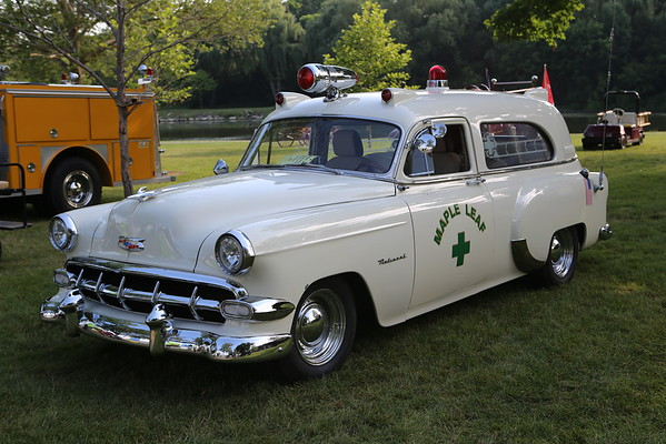 2015 FRANKENMUTH MI FIRE MUSTER