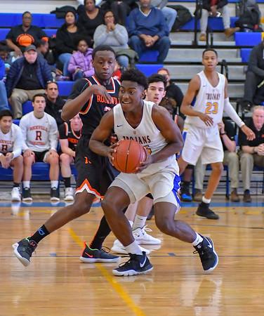 20181208 Varsity Boys Basketball Gaithersburg vs Rockville