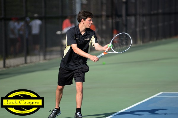 2018 04 24 CHS mens tennis