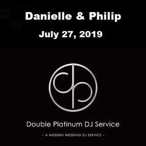 072719 Danielle and Philip