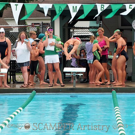 FTFRC Frogs Swim Team 2019